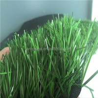 Chinese hot selling artificial grass synthetic turf for soccer and football in cheap price