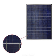 250W 12V Polycrystalline Modules Solar Panel With cheap price