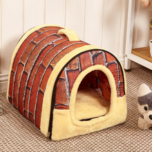 Pet Supplies Pet Nest and Dog&Cat Houses Cushion Can Unpick and Wash