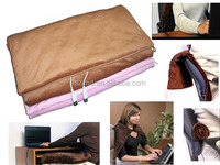 Portable USB Powered Heating Blanket & Shawls/ Newest Electric Body Heat Thermal Blankets & Shawl Made in China