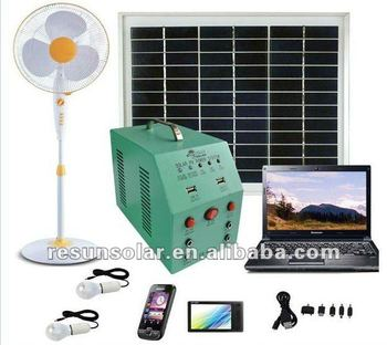 PV 280w poly solar home system price