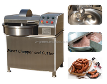 Meat Sausage Bowl Cutter / Surimi meat Chopper Mixer
