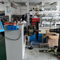 Motor Linear Coil Winding Machine