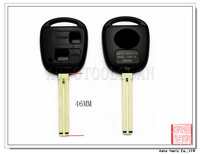 AS052005 for Lexus Car 2 Button Remote key shell toy48 blade with length 46mm