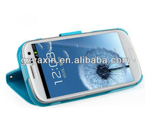 For samsung galaxy s3 wallet case,For Samsung Galaxy S3 Leather Case