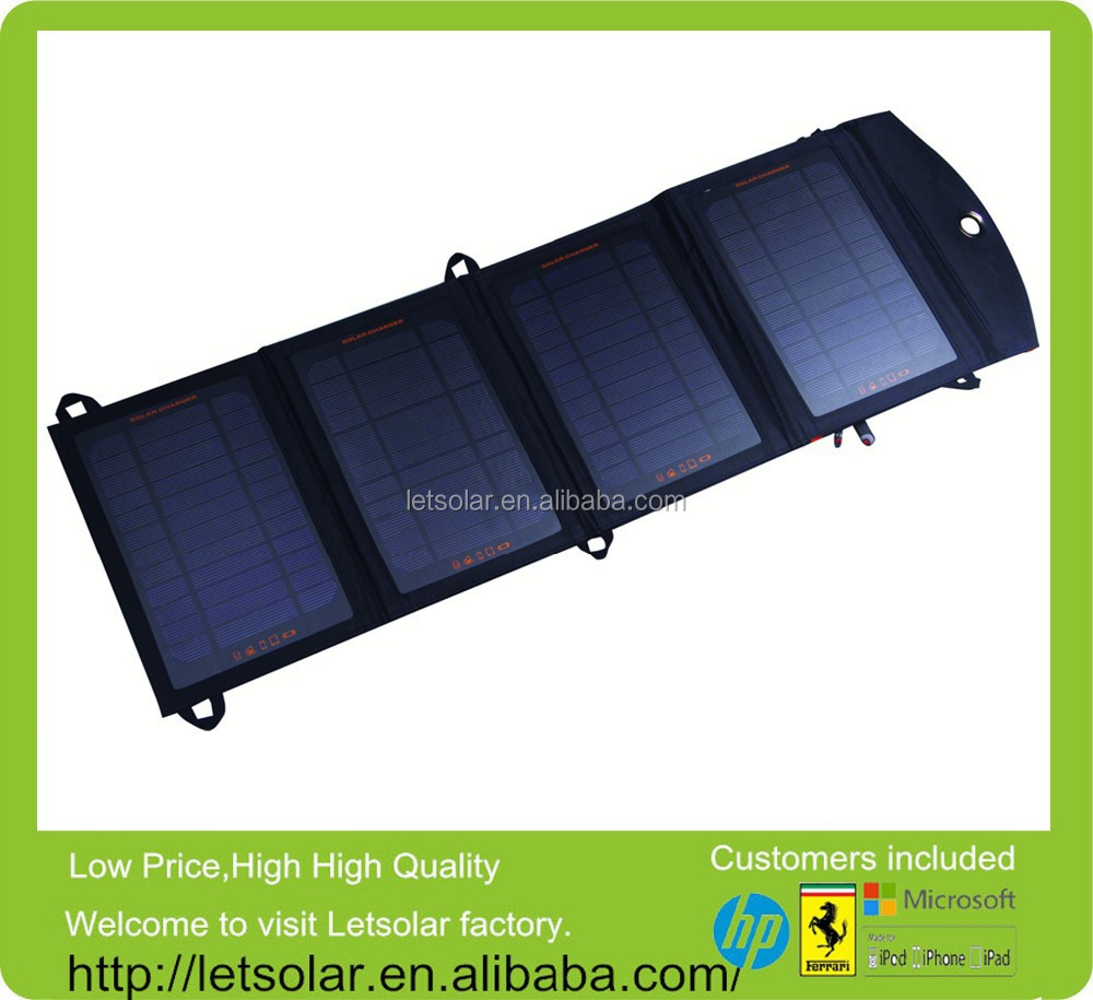 2014 hot sale promotional power bank,waterproof solar backpack ,solar power for iPhone 6,iPad & Smart phone