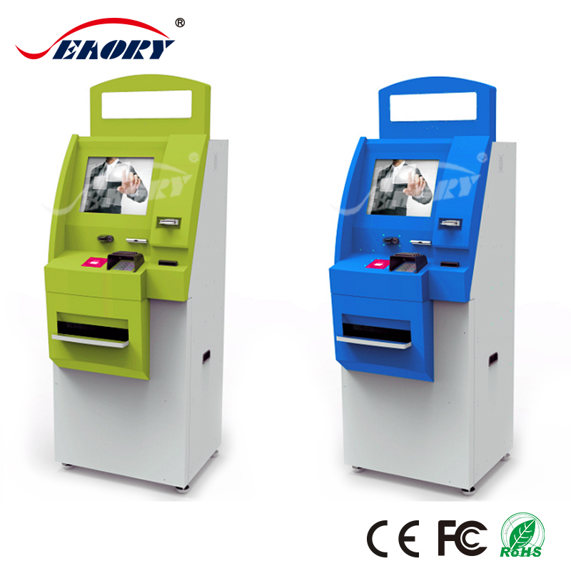 Foreign Currency Exchange Machine/ Self Service Money Exchange Kiosk