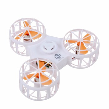 2018 the latest hot flying fidget spinner drone with free drone charger