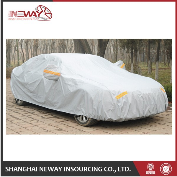 New factory price cheap heat insulation car cover for winter