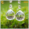 Cheaper 40mm Crystal Ball Hanging Decoration