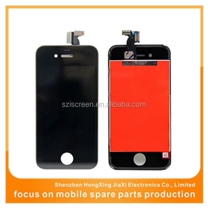 2016 screen for iPhone 4 4s 5g 5s 5c 6g lcd ,LCD For iPhone 4 5 6,New lcd for iPhone lcd assembly accept paypal