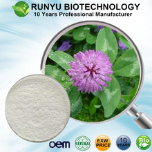 High quality Red clover P.E. Isoflavones, BiochaninA, Formononetin Timely Delivery