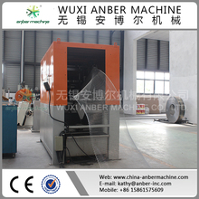 V groove expanded diamond metal lath machine