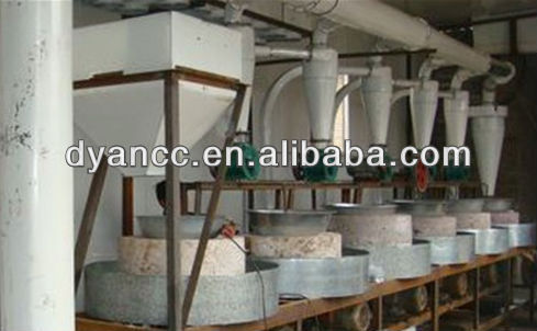 Best Selling High Quality Industrial Flour Mill