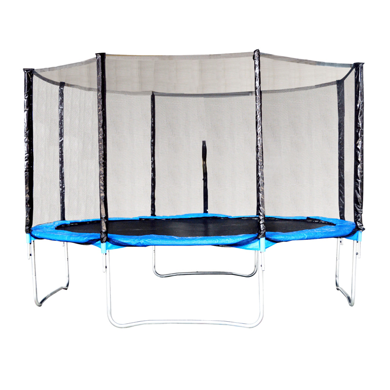 bungee trampoline park indoor gym equipment for sale 14ft Jumping bed