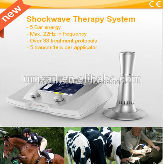 Best Portable shockwave therapy machine for animals/horse/dogs/vets