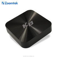 4K Player TV Box,Zoomtak Quad Core Smart TV Box Android XBMC Addons With Dual Band WIFI,Google TV Box With Skype Camera