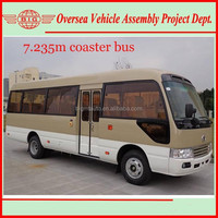 2015 Newest Gasoline Coaster Mini Bus