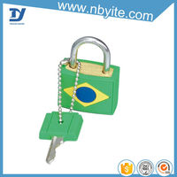 luggage bag security lock with pcv cover lock pick set