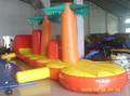 Newest commercial adult inflatable water obstacle course for sale