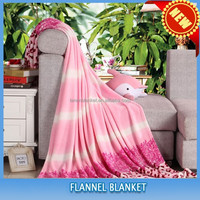FREE SAMPLE china ali express 100% polyester wholesale cheap flannel blankets