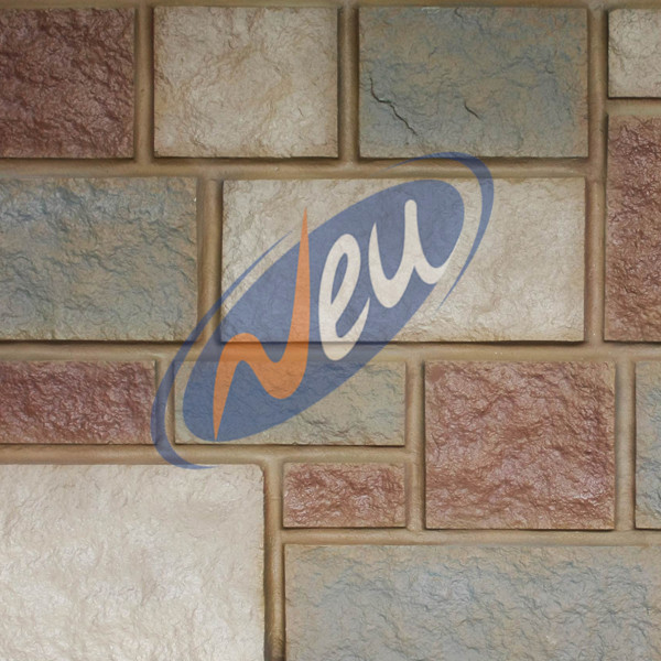 faux rock wall panel simulated stone siding
