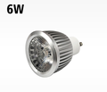 5W, 6W Driverless AC-Line Powered COB Led Spotlight, GU10,MR16,E27, Samsung LED, Dimmable Driverless Directional LED