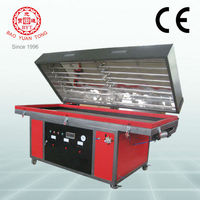 2013 PVC film door mdf laminating machine BFM2611