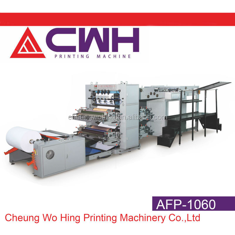 Exercise Book Notebook Making/Ruling Machine