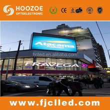 Ardennes Belgium LED signage Hot Sale P10 LED Color Signage for fixed installation