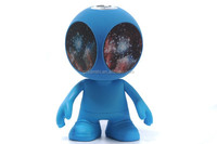 2015 Cute Aliens wireless bluetooth speaker on sale