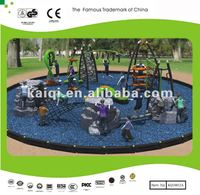 Hot design Commercial Playground Outdoor Climbing, galvanized pipe