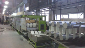 POLYESTER FIBER FACTORY
