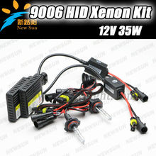 New Car HID lights 9006 bulbs xenon headlights lamps 4300K 6000K 8000K for BMW for Toyota for Honda car accessories