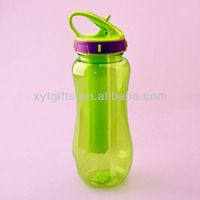 2014 eco-friendly material plastic ice stick bottle for cold water