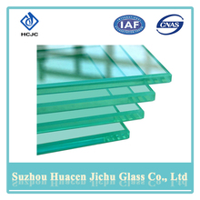 Excellent wear resistance glass 6mm tempered glass price