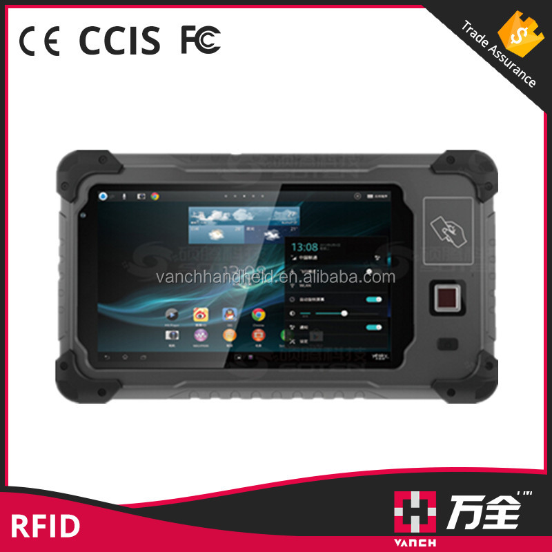 Android phone IP76 quad core rfid reader and tablet