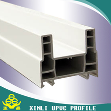 plastic co-extruded pvc profiles for window