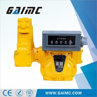 GPD100T Fueling totalizer flow meter with pulser