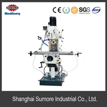 Cheap price horizontal and vertical drilling milling machine SP2219