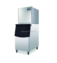 75 to 120 kg snow flake ice maker machines with high standard 9 CE