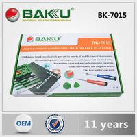 Baku 2015 Hot Sales Outdoor Travel Design Mobile Phone Unlocking Tool Box