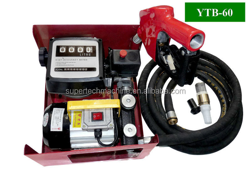 electric oil pump with AC 220V, 110V, 12V,24V