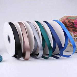 Single face double face Polyester Satin Ribbon