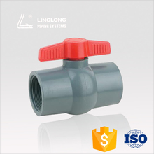 Wholesale high quality plastic ppr brass ball valve