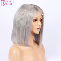 High quality Factory discount wholesale price 8 inch bob wig
