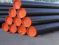 API 5L Gr B seamless carbon steel line pipe