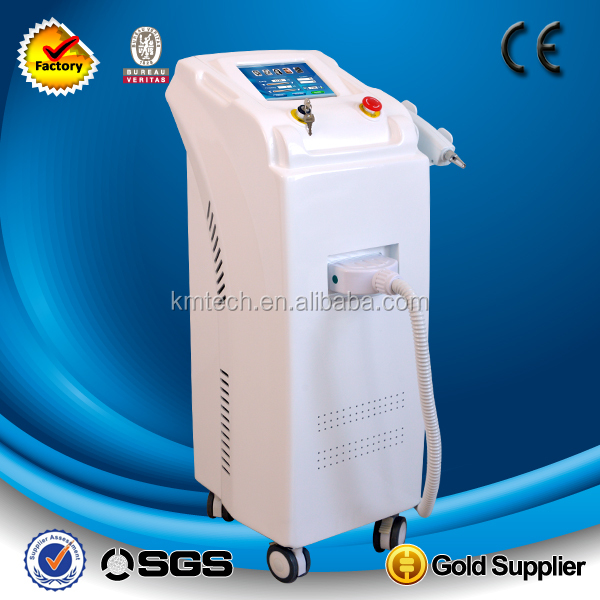 Professional studio machine nd yag laser beauty equipment for all kinds of tattoo removal