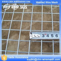 Hot Sale!!! Welded Wire Mesh, PVC Coated Welded Wire Mesh Dog Cage