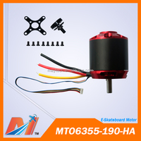 Maytech 6355 190kv DC motor for RC Personal Electric VEHICLES longboard